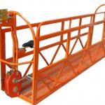 Leihoen garbiketa, zlp serieko gondola, zentral plataforma zlp630