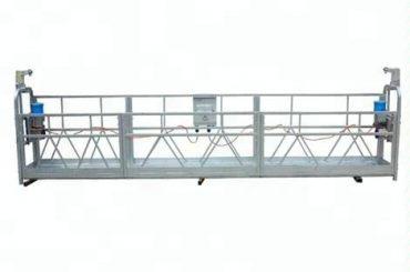Prezio merkeak Sarbide plataformako sarbidea / Gondola sarbidea etetea / Sarbide sehaska etenaldia / etenaldia sarbide aldera