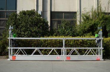 Eskailera mekanikoa, lanerako plataforma / lanerako altxatutako plataforma altua