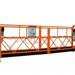 2.5mx 3 atal 1000kg etengabe sarbide plataforma altxatzeko abiadura 8-10 m / min