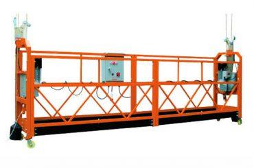2.5M x 3 atal 1000kg Sarbide plataformako sarbidea 8-10 m / min abiadura altxatzea