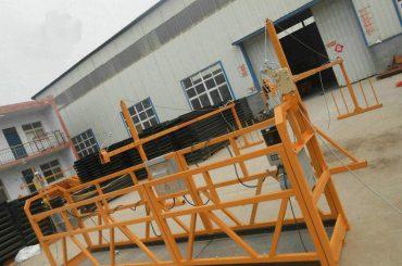 fidagarria zlp630 pintura eraikuntza eraikuntza eraikuntza lan esekita plataforma