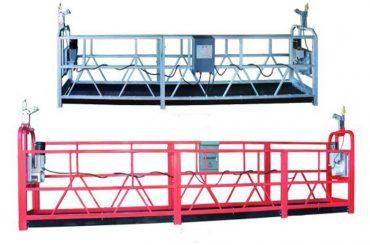 Zlp 630 soka zintzilikatutako plataforma aerodinamikoa lanaren aldameneko eserlekua, plastikozko spray margotuarekin