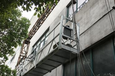 Zlp1000 2,5m * 3 2.2kw 8kn sarbide seinalez haraindiko kontrol sistema elektrikoarekin