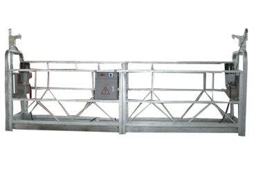 Segurtasun mugikorrerako soka zintzilikagarria plataforma zlp500 500 kg-ko edukiera dutenak