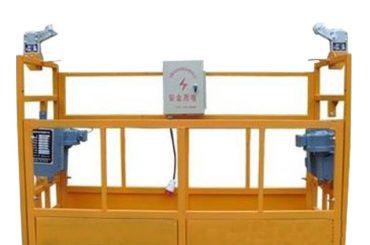 Segurtasun iraunkorreko gondola eraikuntza dekorazioetarako