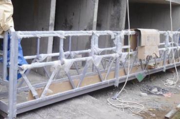 segurtasun handiko kablea etetea plataforma altxatzeko altuera 300m pintura egiteko